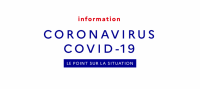 Informations Préfecture - Mesures COVID 19 - Informations CPAM