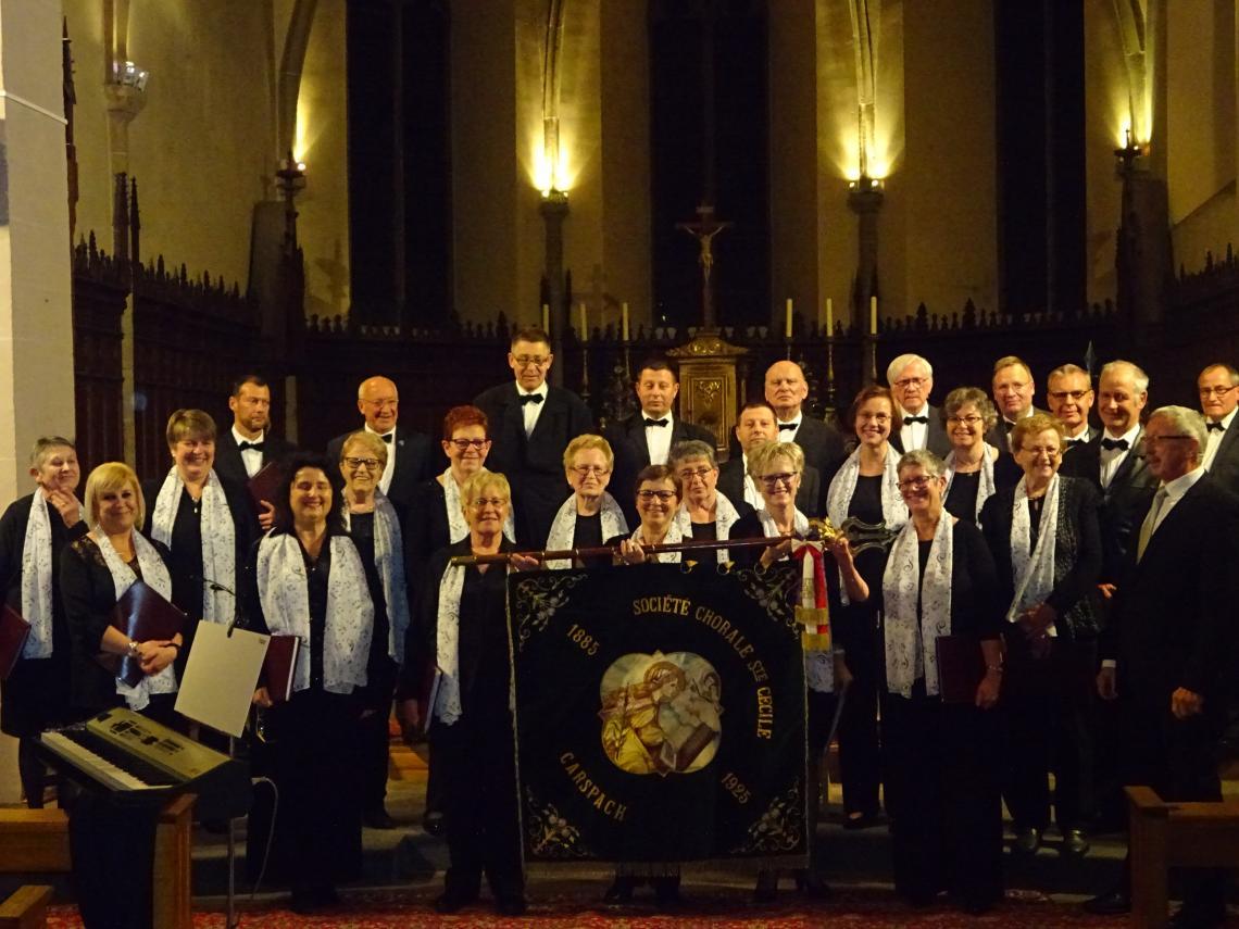Concert Ste Croix en Plaine - Nov 2017