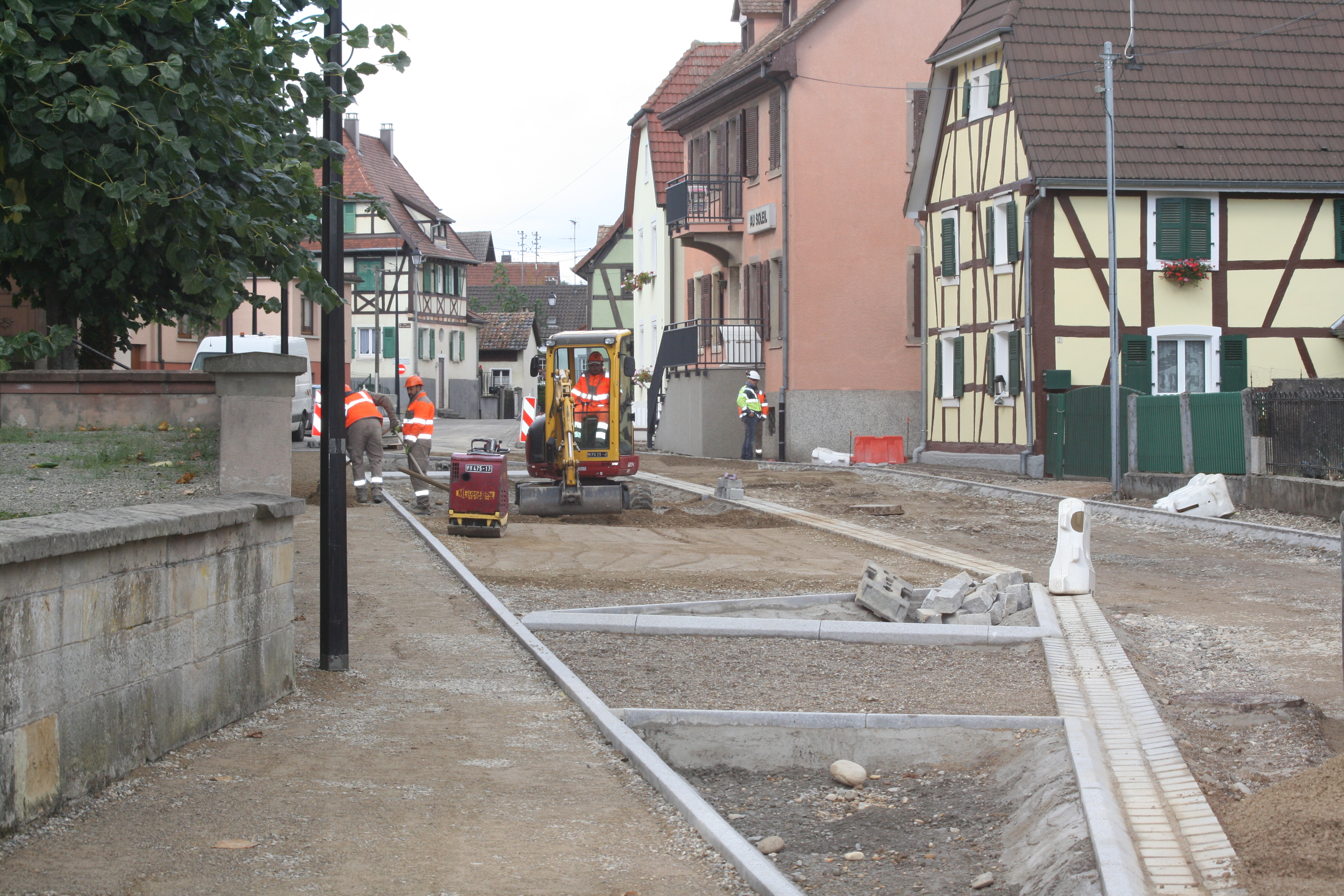 Travaux 24 septembre 2018 RD25 - 1